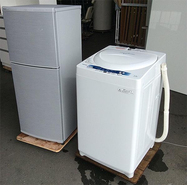 冷蔵庫・洗濯機買取